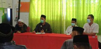 Rakor Penetapan Besaran Zakat Fotrah Ramdhan 1442 Hijiriah